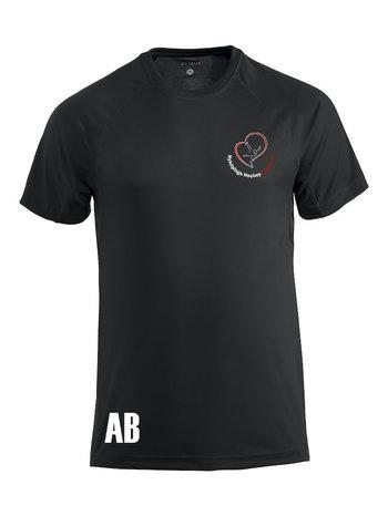 Clique T-shirt Active-T Herr