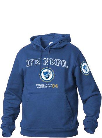 Hood blå