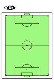 Taktiktavla fotboll