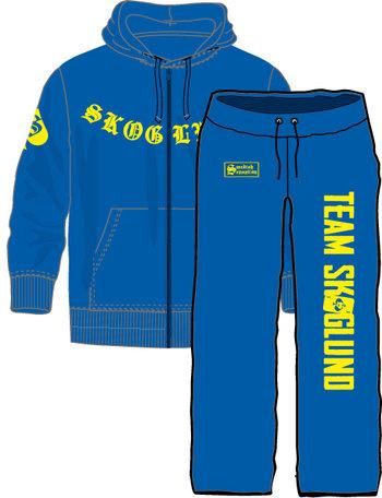Ziphood + Sweat pants - Team Skoglund