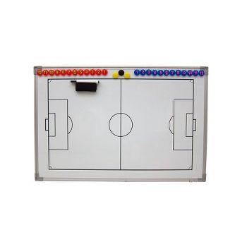 Väggtaktiktavla fotboll